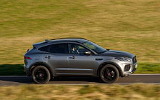 Cars wallpapers Jaguar E-Pace P300 AWD R-Dynamic UK-spec - 2017