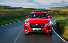 Cars wallpapers Jaguar E-Pace R-Dynamic First Edition UK-spec - 2017