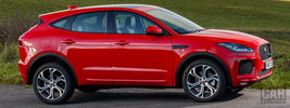 Jaguar E-Pace R-Dynamic First Edition UK-spec - 2017