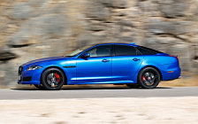Cars wallpapers Jaguar XJR575 LWB UK-spec - 2017
