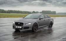 Cars wallpapers Jaguar XJR575 UK-spec - 2017