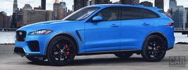 Jaguar F-Pace SVR US-spec - 2018