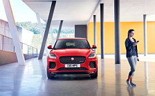 Cars wallpapers Jaguar E-Pace R-Dynamic First Edition - 2017