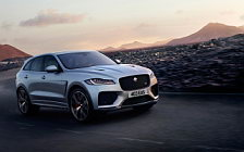 Cars wallpapers Jaguar F-Pace SVR - 2018