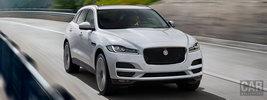 Jaguar F-Pace Portfolio 20d AWD - 2016