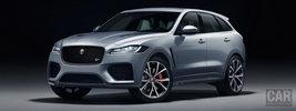 Jaguar F-Pace SVR - 2018