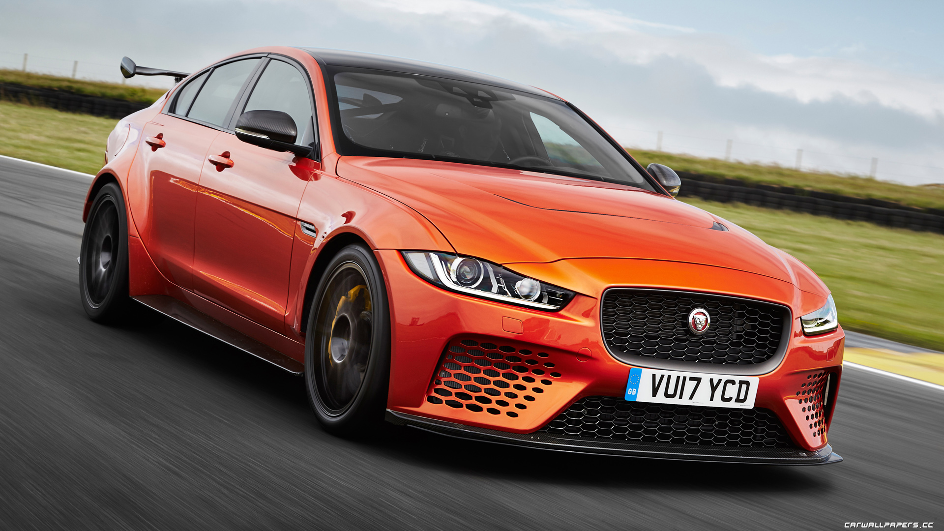 Cars Desktop Wallpapers Jaguar Xe Sv Project 8 2017