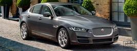 Jaguar XE Portfolio - 2015