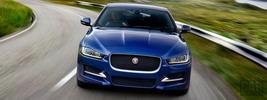 Jaguar XE R-Sport UK-spec - 2015
