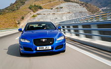 Cars wallpapers Jaguar XJR575 LWB - 2017