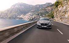 Cars wallpapers Jaguar XJR575 - 2017