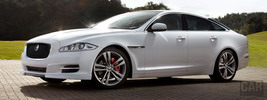 Jaguar XJ Sport and Speed Pack - 2012