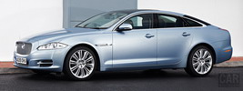 Jaguar XJ UK-spec - 2010