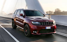 Cars wallpapers Jeep Grand Cherokee SRT EU-spec - 2017
