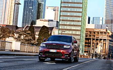 Cars wallpapers Jeep Grand Cherokee SRT EU-spec - 2017