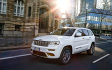 Cars wallpapers Jeep Grand Cherokee Summit EU-spec - 2017