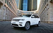 Cars wallpapers Jeep Grand Cherokee Summit EU-spec - 2017
