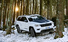 Cars wallpapers Jeep Grand Cherokee Trailhawk EU-spec - 2017