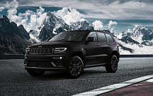 Cars wallpapers Jeep Grand Cherokee S EU-spec - 2018