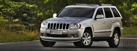 Jeep Grand Cherokee EU-spec - 2007