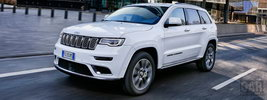 Jeep Grand Cherokee Summit EU-spec - 2017