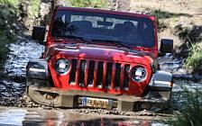 Cars wallpapers Jeep Wrangler Rubicon EU-spec - 2018