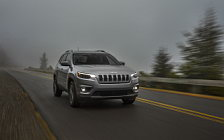 Cars wallpapers Jeep Cherokee Limited - 2018