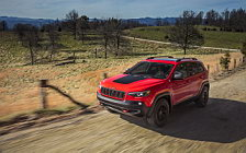 Cars wallpapers Jeep Cherokee Trailhawk - 2018