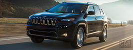 Jeep Cherokee Limited - 2013