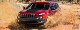 Jeep Cherokee Trailhawk - 2013