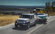 Cars wallpapers Jeep Gladiator Overland - 2019