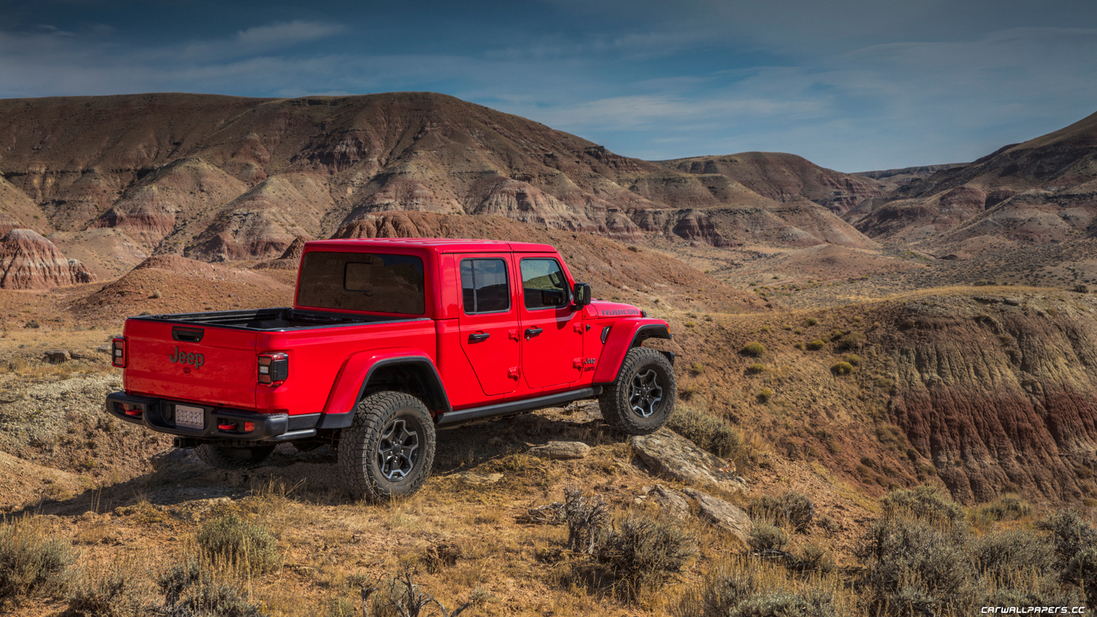 Cars desktop wallpapers Jeep Gladiator Rubicon   2019   Page 7