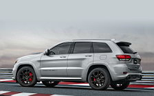 Cars wallpapers Jeep Grand Cherokee SRT - 2016