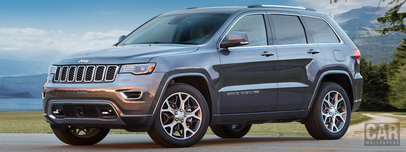 Cars wallpapers Jeep Grand Cherokee Sterling Edition - 2017 - Car wallpapers