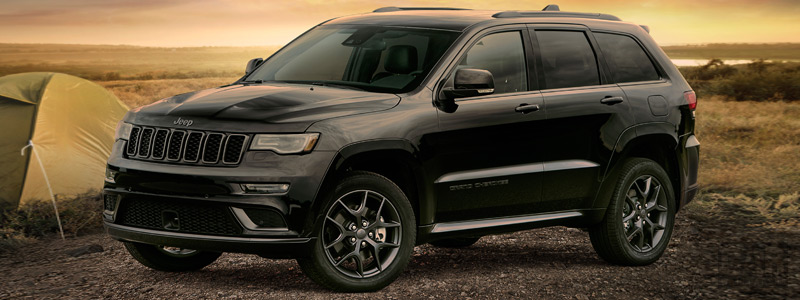 Cars wallpapers Jeep Grand Cherokee Limited X - 2018 - Car wallpapers