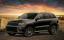 Cars wallpapers Jeep Grand Cherokee Limited X - 2018