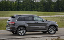 Cars wallpapers Jeep Grand Cherokee Summit - 2018