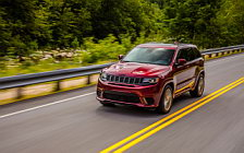 Cars wallpapers Jeep Grand Cherokee Trackhawk - 2018
