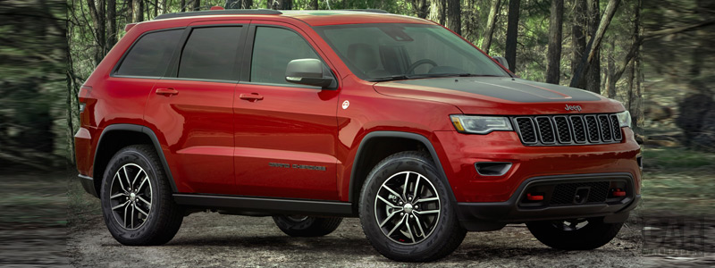 Cars wallpapers Jeep Grand Cherokee Trailhawk - 2018 - Car wallpapers