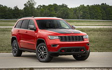 Cars wallpapers Jeep Grand Cherokee Trailhawk - 2018