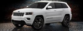 Jeep Grand Cherokee Altitude - 2014
