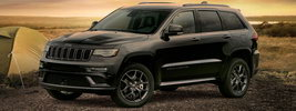 Jeep Grand Cherokee Limited X - 2018