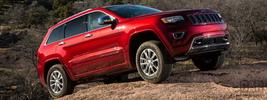Jeep Grand Cherokee Overland - 2014
