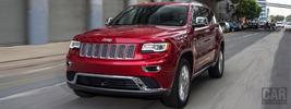 Jeep Grand Cherokee Summit - 2013