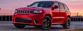 Jeep Grand Cherokee Trackhawk - 2017