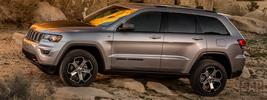 Jeep Grand Cherokee Trailhawk - 2016