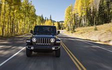 Cars wallpapers Jeep Wrangler Unlimited Sahara - 2018