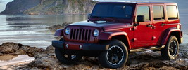 Jeep Wrangler Unlimited Altitude - 2012