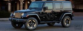 Jeep Wrangler Unlimited Dragon - 2014