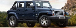 Jeep Wrangler Unlimited Freedom Edition - 2012
